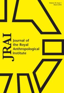JRAI cover
